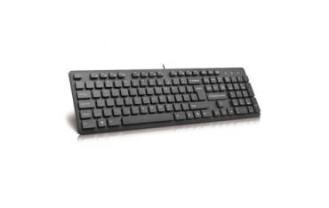 Klawiatura przewodowa Modecom 5006 czarna