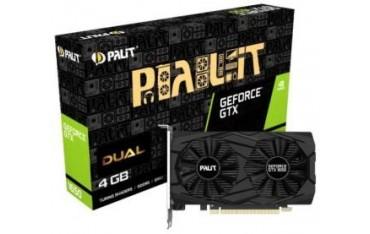Karta VGA Palit GTX 1650 DUAL 4GB GDDR5 128bit HDMI+2xDP PCIe3.0
