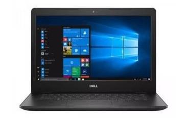 "Notebook Dell Vostro 3480 14"" FHD/i5-8265U/8GB/SSD256GB/UHD620/10PR Black"