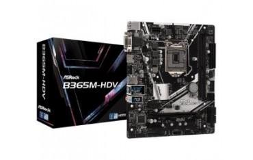 Płyta ASRock B365M-HDV /B365/DDR4/SATA3/M.2/USB3.1/PCIe3.0/s.1151/ATX