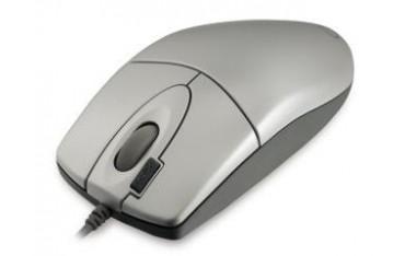 Mysz przewodowa A4tech OP-620D optyczna USB srebrna