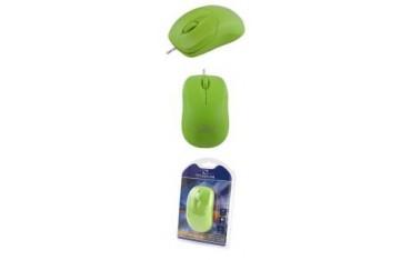 Mysz przewodowa Titanum 3D AROWANA TM109G optyczna zielona
