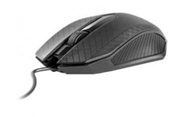 Mysz przewodowa Tracer Click optyczna szara