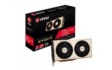 Karta VGA MSI Radeon RX 5700 EVOKE OC 8GB GDDR6 256bit HDMI+3xDP PCIe4.0