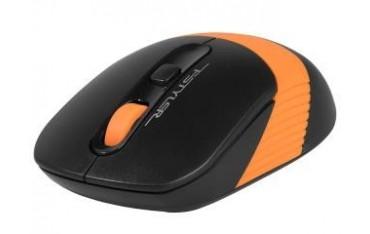 Mysz bezprzewodowa A4Tech FSTYLER FG10 RF Orange