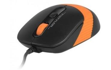 Mysz przewodowa A4Tech FM10 Orange