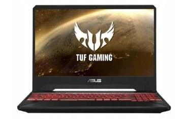 "Notebook Asus TUF Gaming FX505DY-BQ009T 15,6""FHD/Ryzen 5 3550H/8GB/SSD256GB/RX560-4GB/W10 Black"