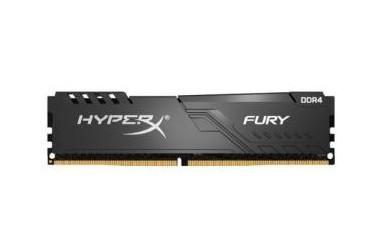 Pamięć DDR4 Kingston HyperX Fury Black 8GB (1x8GB) 2400MHz CL15 1,2V