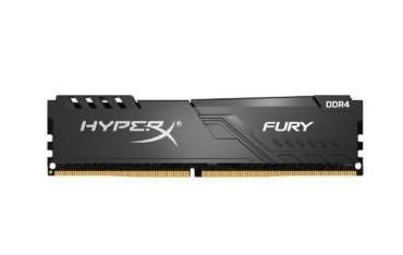 Pamięć DDR4 Kingston HyperX Fury Black 8GB (2x4GB) 2400MHz CL15 1,2V