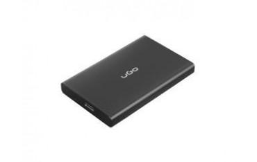 """Obudowa na dysk UGO Marapi SL130 USB 3.0 SATA III 2,5"""" beznarzędziowa czarna"""