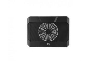 "Podstawka pod notebooka Cooler Master Notepal X150R 17"" czarna"