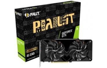 Karta VGA Palit GTX 1660 Super GamingPro 6GB GDDR6 192bit DVI+HDMI+DP PCIe3.0