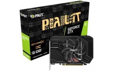 Karta VGA Palit GTX 1660 Super StormX OC 6GB GDDR6 192bit DVI+HDMI+DP PCIe3.0