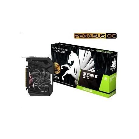 Karta VGA Gainward GTX 1660 Super PEGASUS OC 6GB GDDR6 192bit DVI+HDMI+DP PCIe3.0