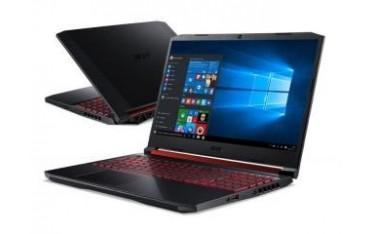 """Notebook Acer Nitro 5 15.6""""FHD120Hz /i5-9300H/8GB/SSD512GB/GTX1650-4GB/W10 Black"""