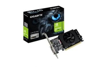 Karta VGA Gigabyte GT710 GV-N710D5-1GL(rev.2.0) 1GB GDDR5 64bit DVI+HDMI PCI-E LP