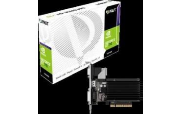Karta VGA Palit GT710 2GB DDR3 64bit VGA+DVI+HDMI PCI-E