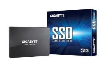 "Dysk SSD Gigabyte 240GB SATA3 2,5"" (520/500 MB/s) TLC, 7mm"