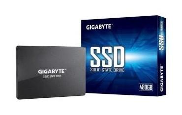 "Dysk SSD Gigabyte 480GB SATA3 2,5"" (550/480 MB/s) TLC, 7mm"
