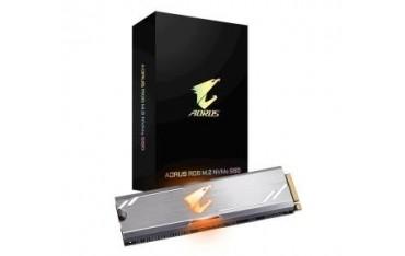 Dysk SSD Gigabyte AORUS SSD 256GB M.2 2280 PCI-Express 3.0 x4 (3100/1050 MB/s) 3D TLC
