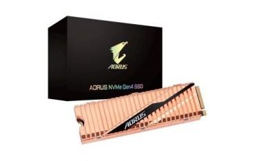 Dysk SSD Gigabyte AORUS SSD 500GB M.2 2280 PCI-Express 4.0 x4 (5000/2500 MB/s) 3D TLC