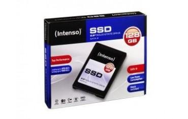 """Dysk SSD Intenso 128GB SATA III 2.5"""" TOP (470/540)"""