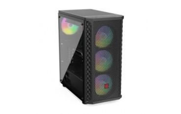 Komputer ADAX DRACO EXTREME WXHR2600 R5 2600/B450/16G/SSD512GB+1TB/GTX1660-6GB/W10Hx64