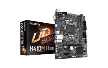 Płyta Gigabyte H410M H/H410/DDR4/SATA3/M.2/USB3.1/PCIe3.0/s.1200/mATX