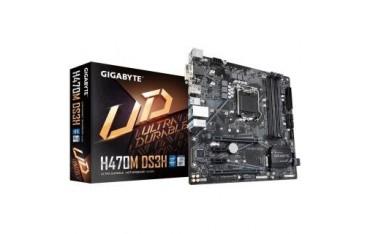 Płyta Gigabyte H470M DS3H/H470/DDR4/SATA3/M.2/USB3.1/PCIe3.0/s.1200/mATX