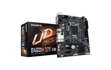 Płyta Gigabyte B460M D2V/B460/DDR4/SATA3/M.2/USB3.1/PCIe3.0/s.1200/mATX