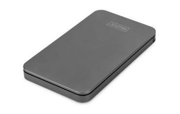 "Obudowa DIGITUS USB 3.0 Typ C (Gen.1) na dysk SSD/HDD 2.5"" SATA III 9.5/7.0mm"