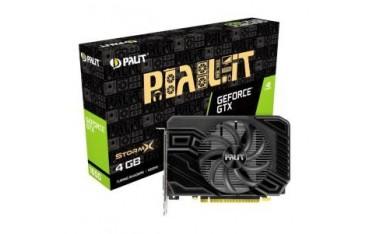 Karta VGA Palit GTX 1650 StormX D6 4GB GDDR5 128bit DVI+HDMI+DP PCIe3.0