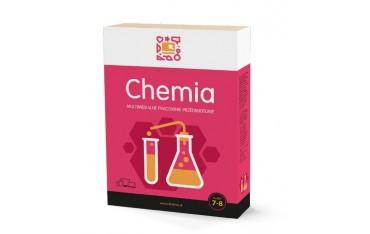 Chemia (kl. 7-8) program interaktywny Multimedialne Pracownie Przedmiotowe