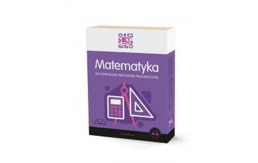 Matematyka (kl. 4-8) program interaktywny Multimedialne Pracownie Przedmiotowe