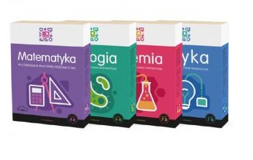 Multimedialne Pracownie Przedmiotowe - Pakiet Matematyczno-Przyrodniczy (matematyka, biologia, chemia, fizyka)