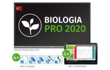Pracownia przyrodnicza Einstein Biologia PRO 2020