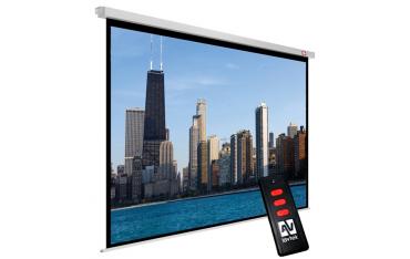 Ekran projekcyjny elektryczny 300 cm x 227,5 cm Video Electric 300P