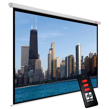 Ekran projekcyjny elektryczny 240 cm x 200 cm Video Electric 240