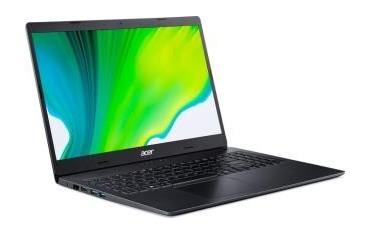 """Notebook Acer Aspire 3 15,6""""FHD/Ryzen 3 3250U/4GB/SSD256GB/RXVega3/W10 Black"""
