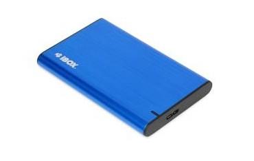 """Obudowa na dysk iBOX HD-05 2.5"""" USB 3.1 gen.1 Blue"""