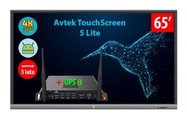"Stół multimedialny myBoard GREY TE-MP 55"" z Androidem + OPS i3"