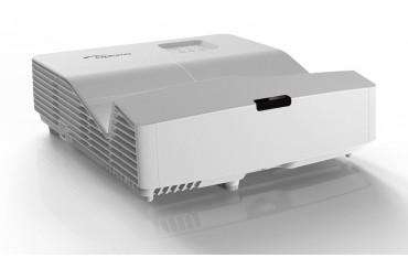 Projektor ultra krótkoogniskowy Optoma Projektor W330UST DLP WXGA 3600 ANSI + dedykowany uchwyt ultra short throw projector