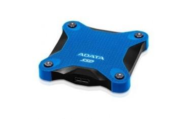 Dysk zewnętrzny ADATA SD600Q 480GB USB 3.2 Niebieski