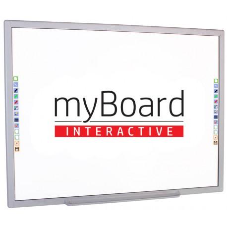 Tablica interaktywna dotykowa myBOARD Silver 95S