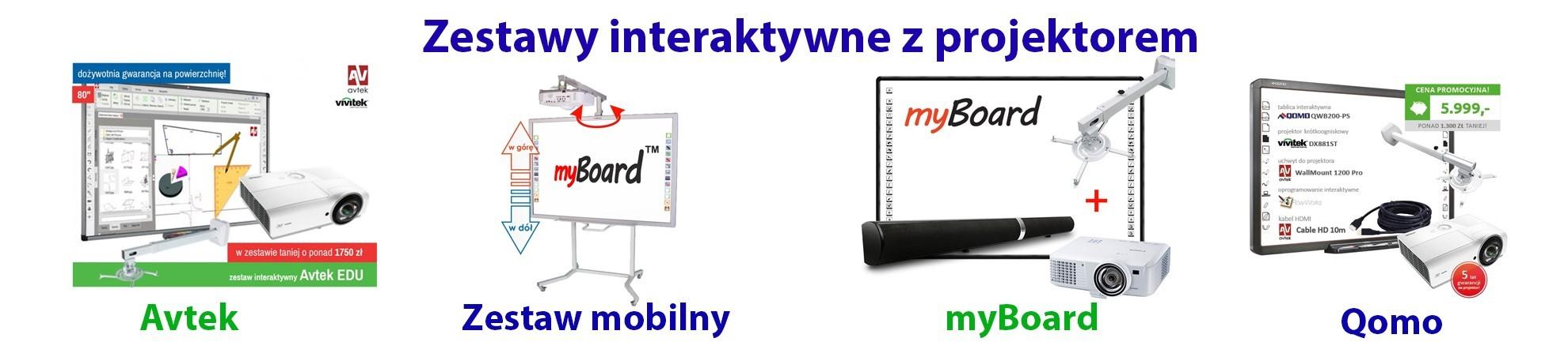 Zestawy interaktywne
