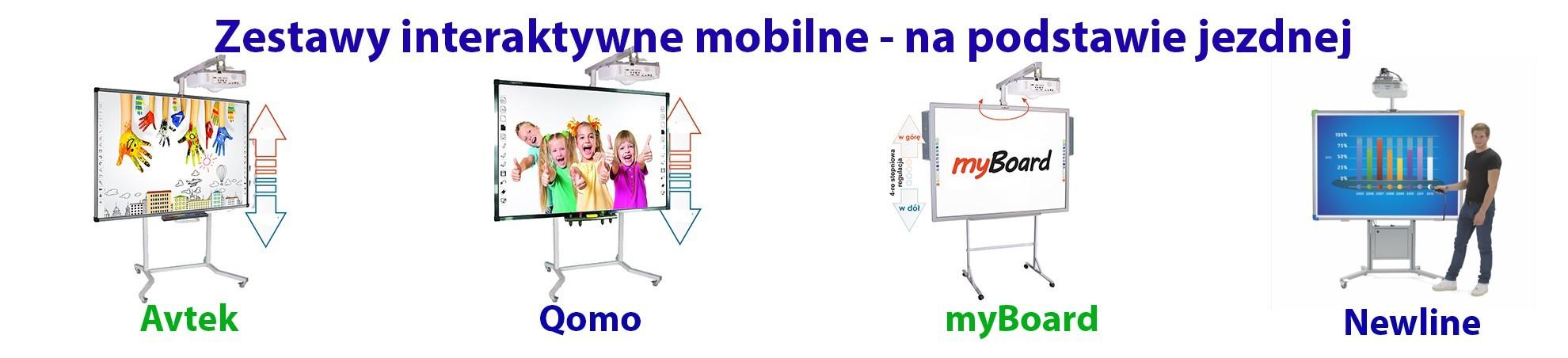 Zestawy mobilne