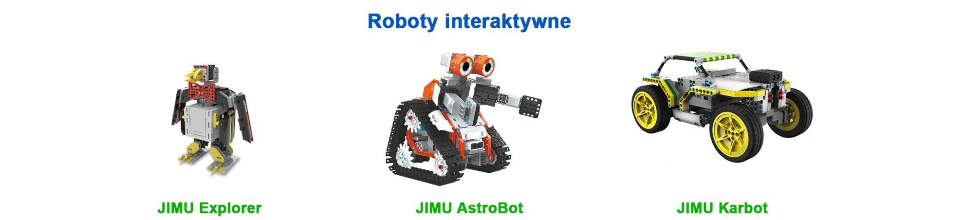 Roboty interaktywne