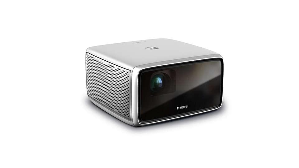 Philips Projektor LED Screeneo S4 SCN450/INT