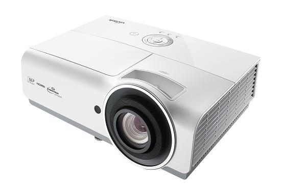 Projektor Vivitek DH833 FullHD 1920 x 1080 4500 ANSI lum