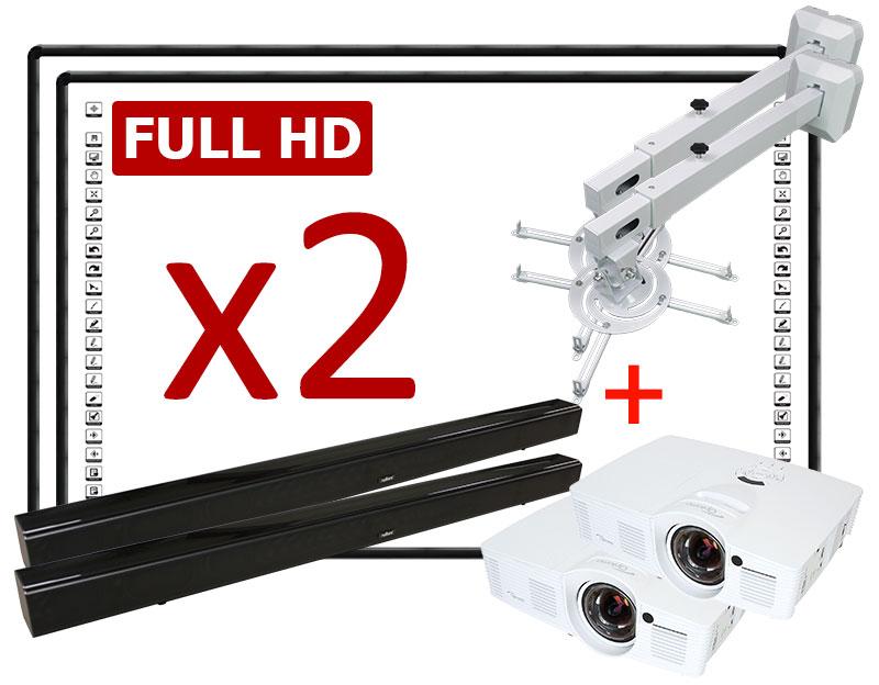 Duet Black FULL HD STANDARD 90 PANORAMA